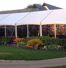 Party Equipment Rental Service Metro Detroit MI | Barry's Lets Rent It - image-content-tent